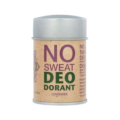 The Ohm Collection Deo Dorant Poeder No Sweat Lovender, vegan