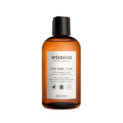 Erbaviva Relax Body Wash, vegan