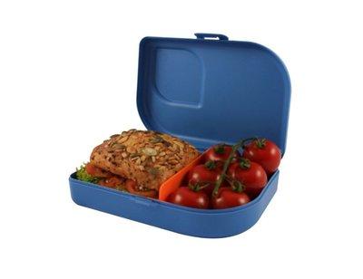 Lunch box Nana Blauw