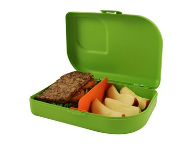 Lunch box Nana Lime Groen