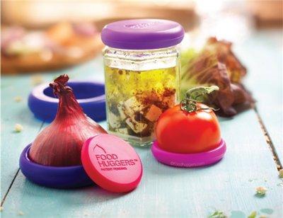 Foodhuggers, 5 stuks, Bright Berry