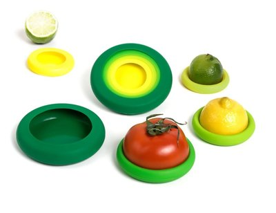 Foodhuggers, 5 stuks, Fresh Greens