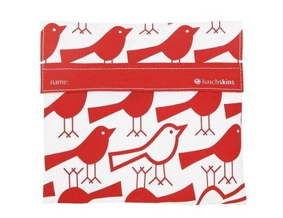 Lunchskin bigbag, Red Bird ( niet leverbaar)
