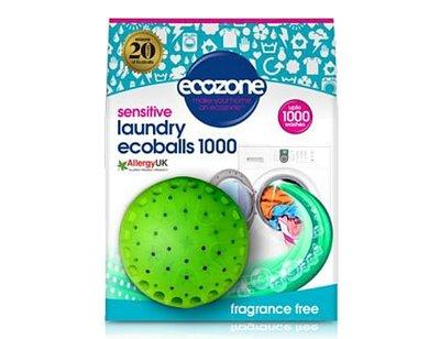 Ecoball XL, 1000 wasbeurten