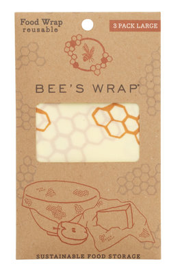 Bee's wrap set van 3 x large