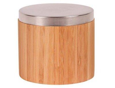 Bamboe watten doosje