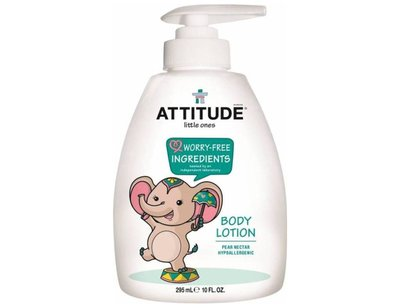 Attitude, Body Lotion pompje, perennectar