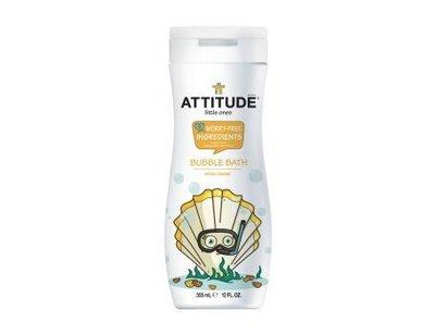 Attitude, Bubbelbad Parfumvrij