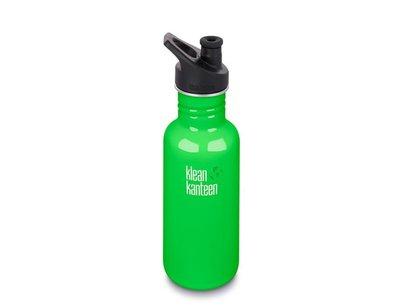Klean Kanteen, Classic Sport Spring Green, 532 ml