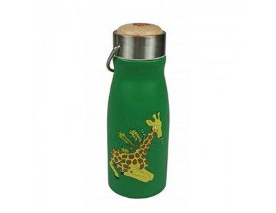 Thermosfles RVS dubbelwandig Giraffe