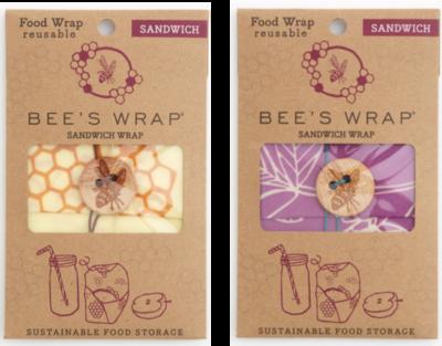 Bee's Wrap sandwichwrap