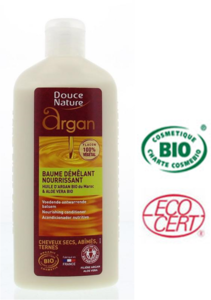 Douce Nature Biologische Anti-klit balsem argan- 250 ml