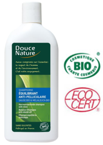 Douce Nature biologische Shampoo anti roos- 300 ml