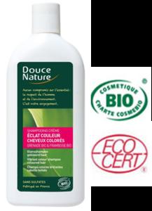 Douce Nature Biologische Shampoo gekleurd haar - 300 ml
