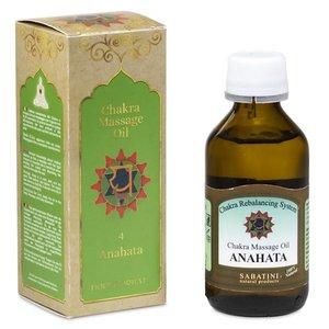 Fiore d'Oriente Chakra Massageolie 4e Chakra - Anahata