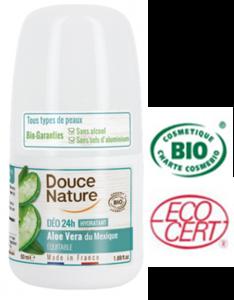 Douche Nature Biologische Deodorant roll on gevoelige huid - 50 ml