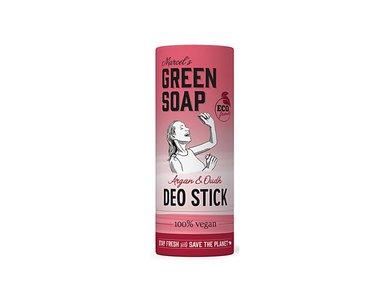 Marcels Green Soap Deo Stick  Argan & Oudh - 40gr