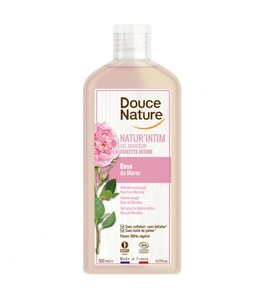 Douce Nature Biologische Zachte intieme reinigingsgel roze - 500ml