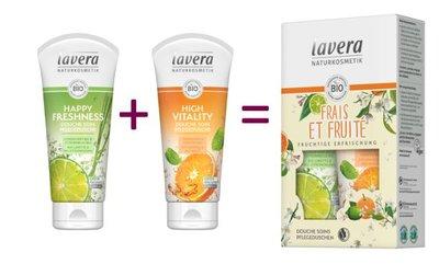 Lavera Geschenkset fruity freshness
