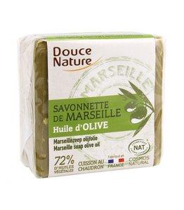 Douce Nature Olijfolie natuurlijke Marseillezeep - 100g