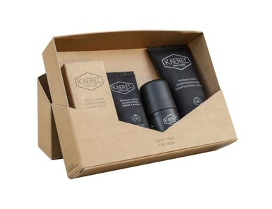 Kaerel Skin Care gift set ( man)