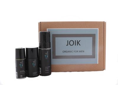 Joik Organic for men verzorgingsset