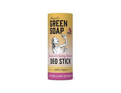 Marcels Green Soap Deo Stick Vanilla & Cherry Blosssom -40 gr