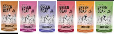 Marcels Green Soap Handzeep navulzak - 500 ml