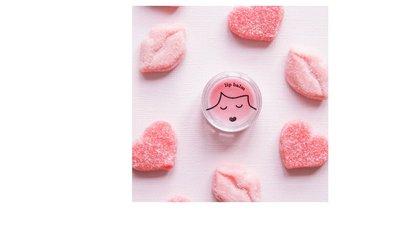 No Nasties Sweetie Pie Pink lippen balsem