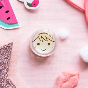 No Nasties Sparkly Shimmer Balm
