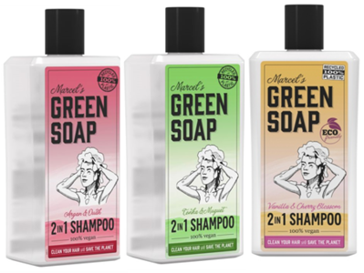 Marcels Green Soap Shampoo - 500 ml