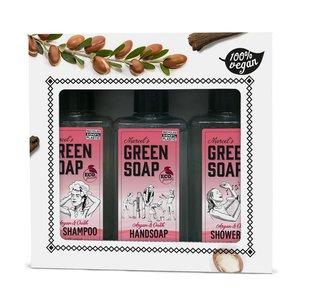 Marcels Green Soap Giftbox argan & oudh