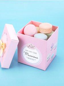 BadeFee - Macarons Zeep Cadeauset