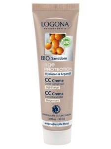 Logona Age protect CC creme light beige vegan