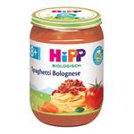 Hipp Spaghetti bolognaise, biologisch, kind 8 maanden