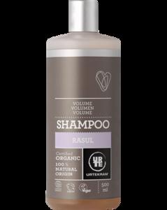 Urtekram Shampoo rasul tegen vet haar,, 500 ml, vegan
