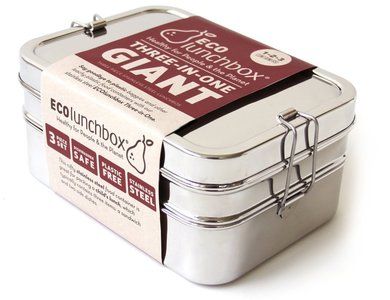 Eco lunchboxes, Lunchbox 3-in-1 Giant