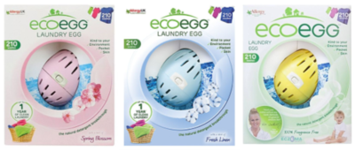 EcoEgg wasbol 210 washes