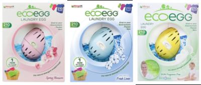EcoEgg wasbol 210 washes